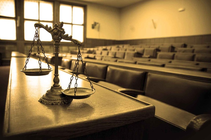 В украинцев выросло доверие к судам