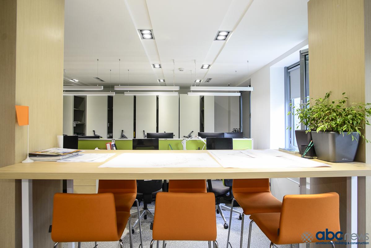 Офис ENSO: как рабочее пространство повышает креативность сотрудников (Фото)