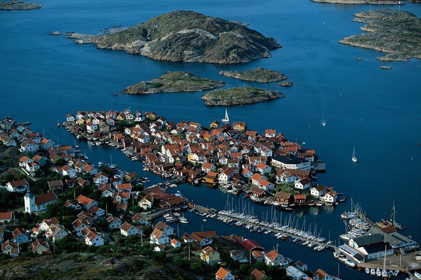 Ума Турман планирует купить дом в Швеции