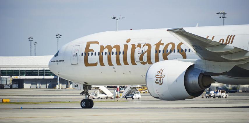 Компания Emirates поставит вместо иллюминаторов виртуальные окна
