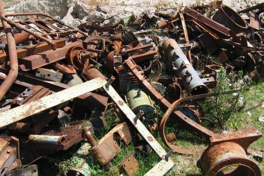 В Украине повысят пошлины на металлолом