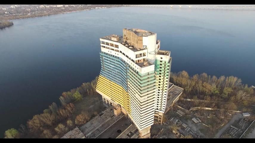 Днепровскую гостиницу