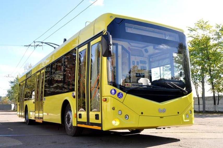 Ровно купит 7 новых троллейбусов за 35 млн грн
