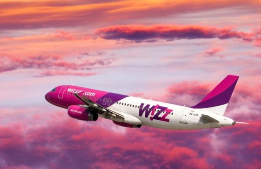 Wizz Air запретил бесплатную перевозку ручной клади