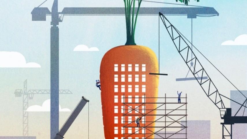 Ученые планируют укрепить бетон и древесину с помощью овощей