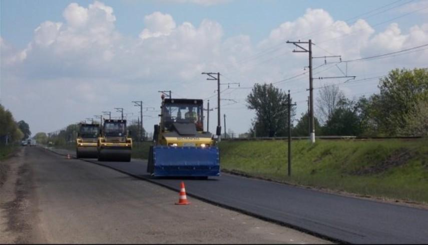 Луганский завод возобновил производство асфальта