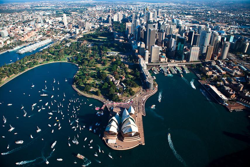 В Сиднее и Мельбурне резко падает стоимость недвижимости