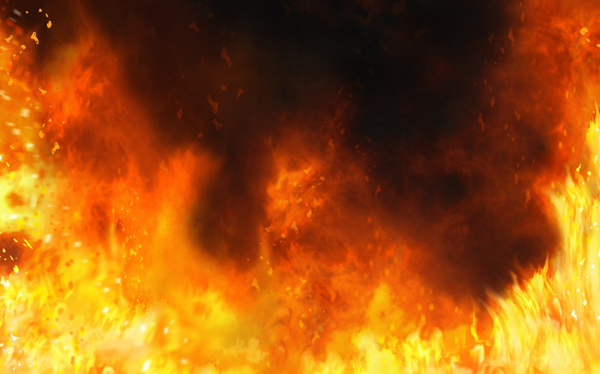 В Николаевской области сгорело 4,5 га злаковой культуры