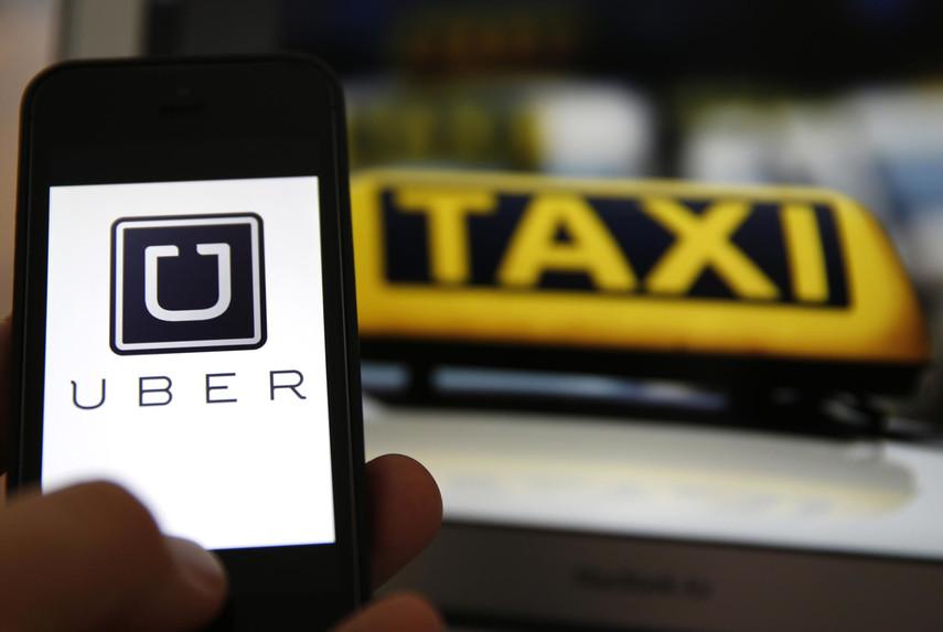 В Турции запретили Uber
