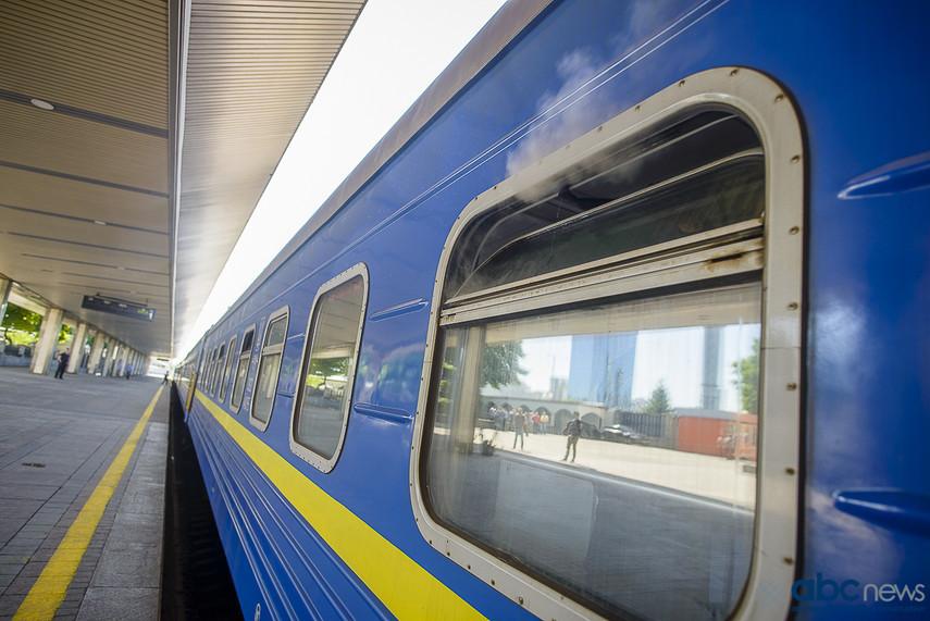 Из Одессы в Сумы запустили прямой поезд