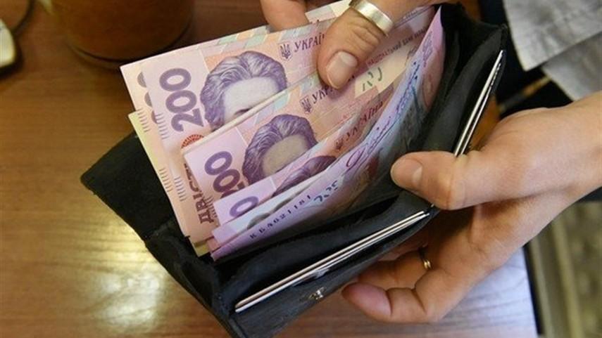 Зарплата украинцев выросла на 12%