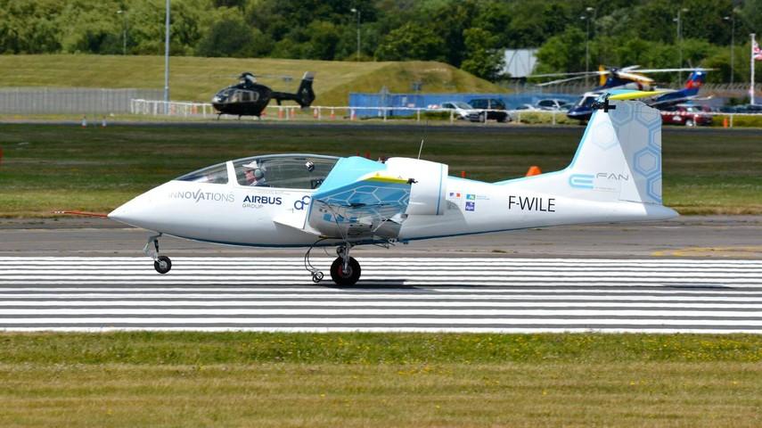 Норвегия до 2040 года перейдет на электрическую авиацию (Видео)