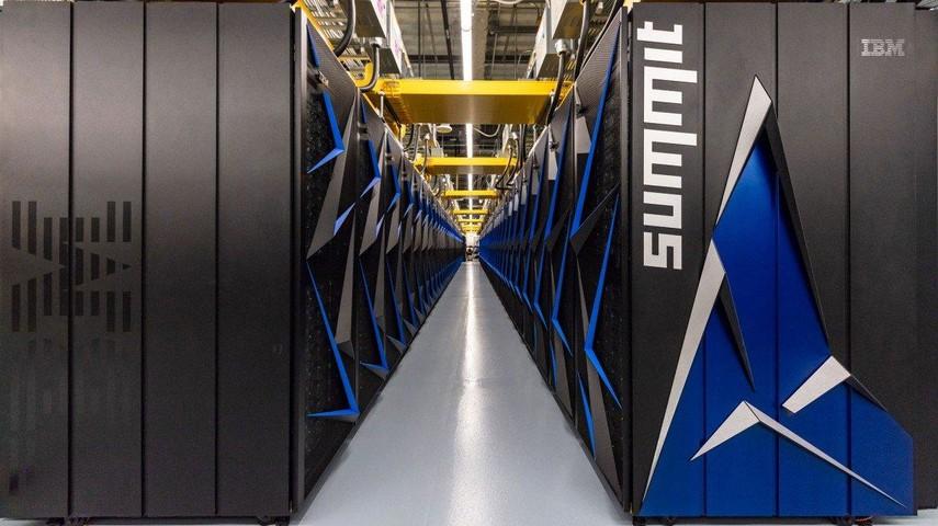 В США создадут самый мощный суперкомпьютер в мире