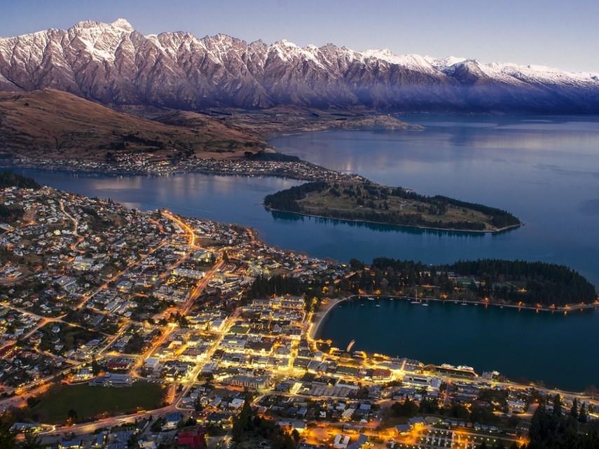 Иностранцы раскупают жилье в Новой Зеландии