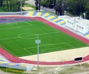 В Днепровском районе реконструируют стадион