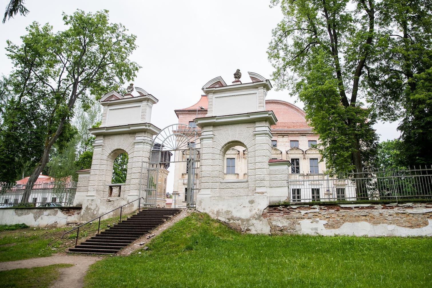 Как выглядит крупнейший в Балтии Техпарк Sapiegos в Вильнюсе (Фото)