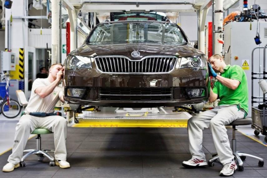 В Украине за десять лет автопроизводство сократилось в 90 раз