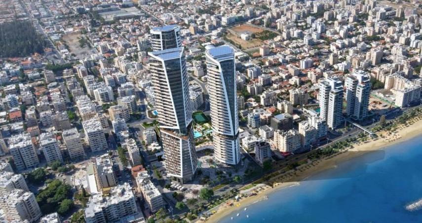 В Лимассоле построят четыре новых небоскреба