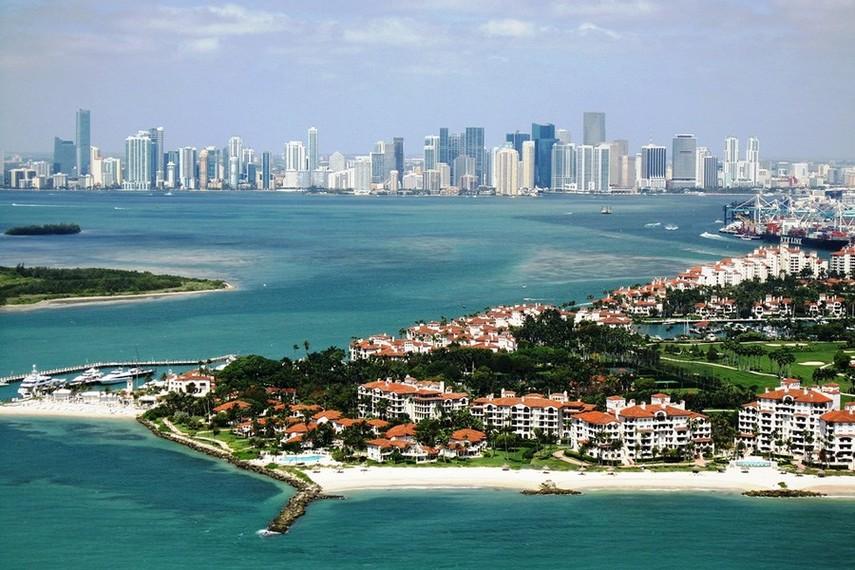 Продажи элитного жилья в Майами выросли на 24%