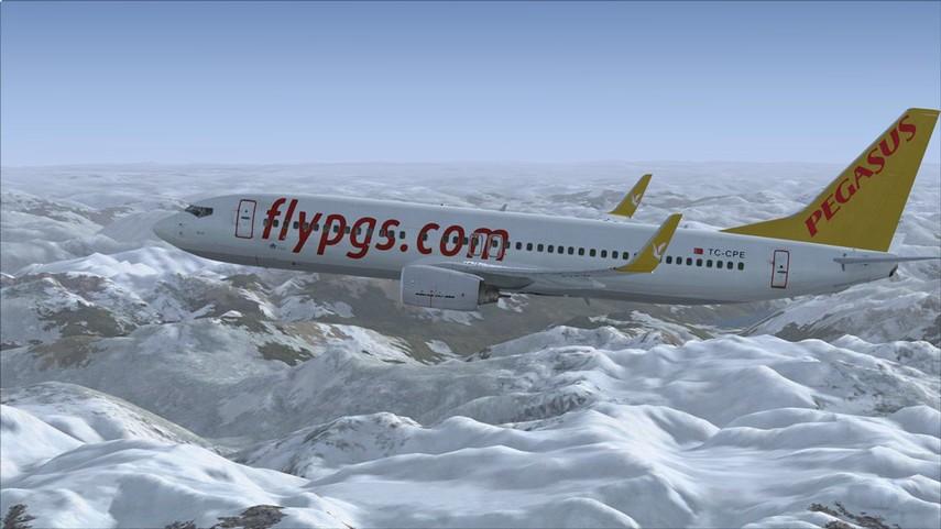 Pegasus Airlines распродает билеты из Украины в Турцию