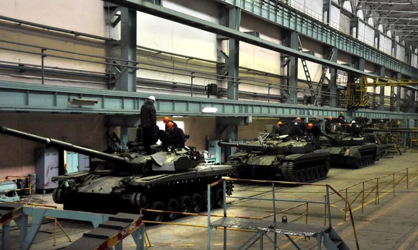 В Украине разрешат приватизацию оборонных предприятий