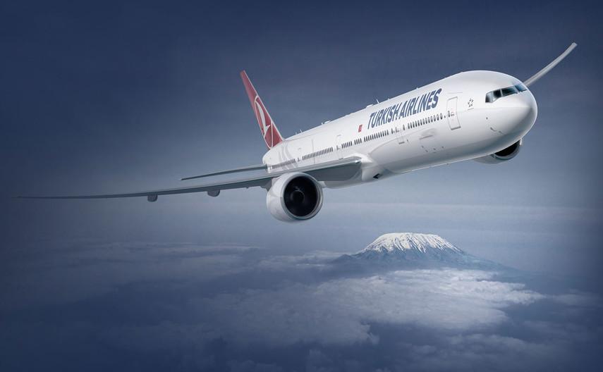 Turkish Airlines введет дополнительные рейсы из Стамбула в Одессу
