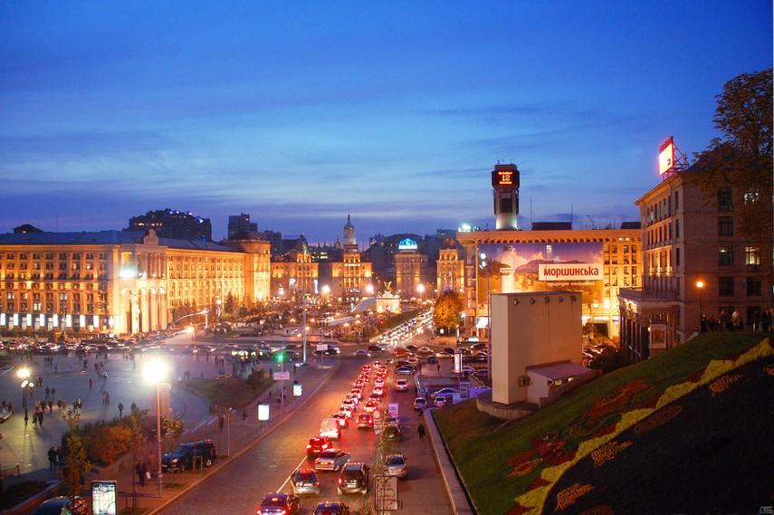 Сегодня в Киеве изменит движение ночной транспорт
