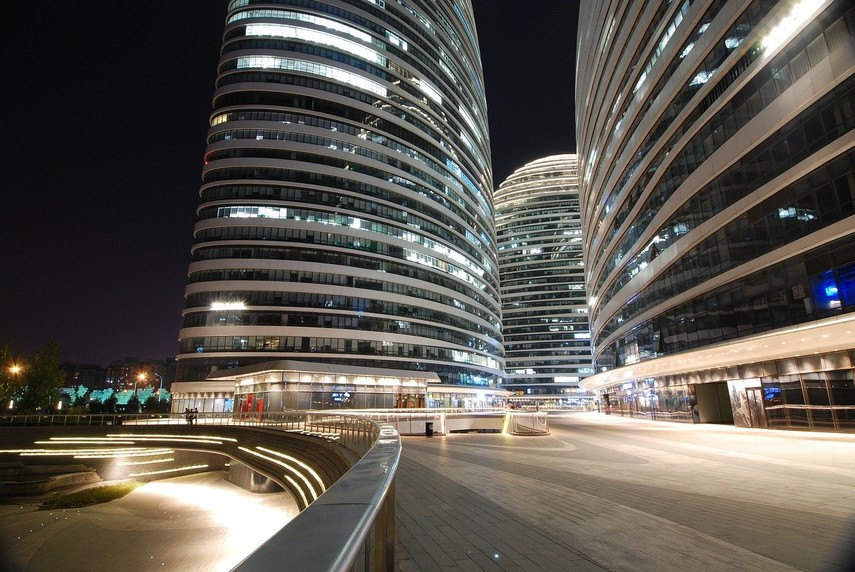 В Китае дорожает стоимость нового жилья