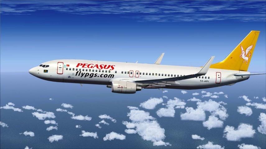 Pegasus Airlines открывает еще один рейс из Украины