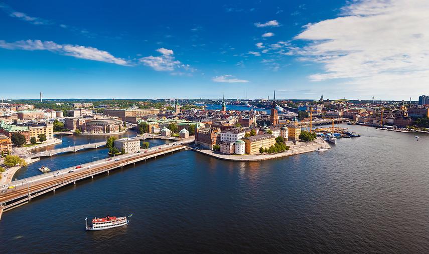 В Швеции летние коттеджи подорожали на 40%