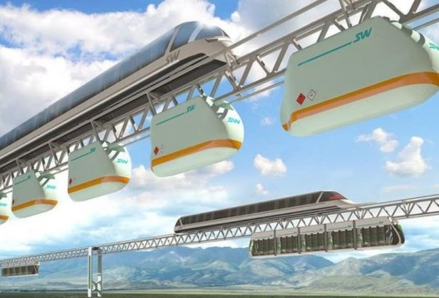 В Киеве хотят построить подвесную линию из центра на Троещину