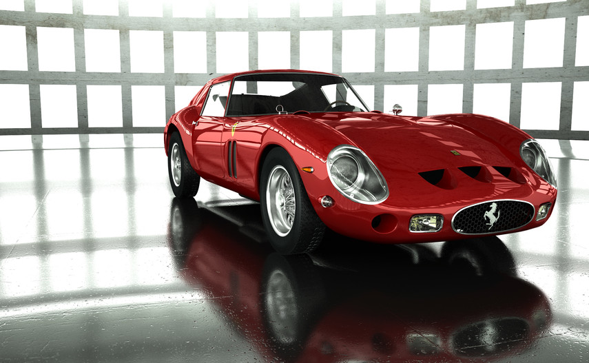 Американец приобрел Ferrari за рекордные $70 млн