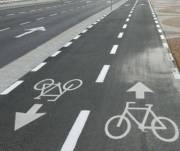 Устройство велосипедных дорожек и полос на дорогах в Украине станет обязательным