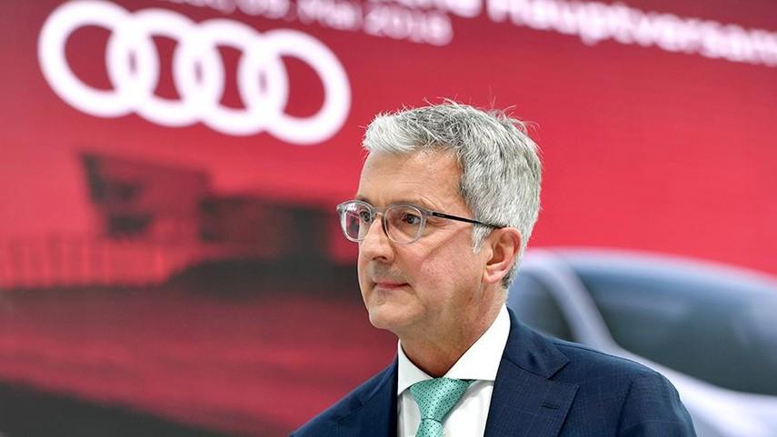 Глава правления Audi задержан в Германии из-за
