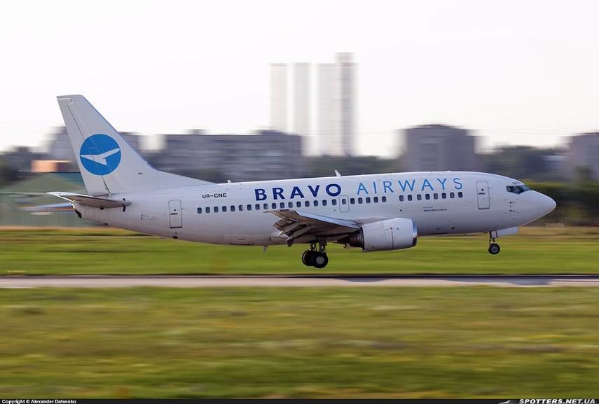 Bravo Airways запускает рейсы в Польшу из трех украинских городов
