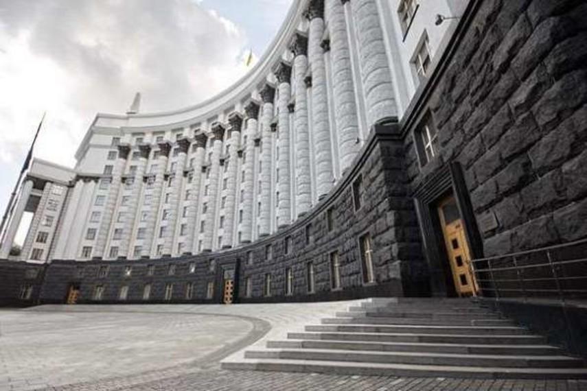 В Киеве отремонтируют фасад Кабмина за 12,4 млн грн