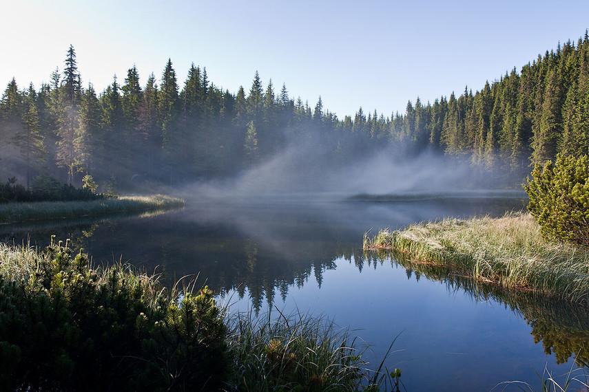 Самые красивые и популярные озера Украины (Фото)