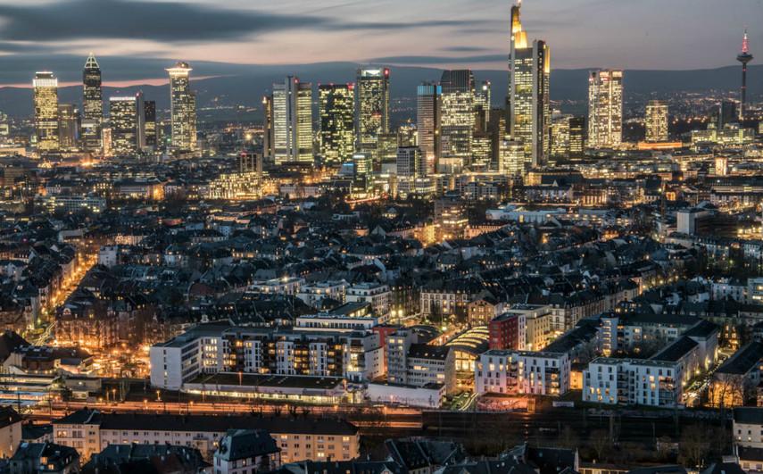 Во Франкфурте построят два новых жилых района