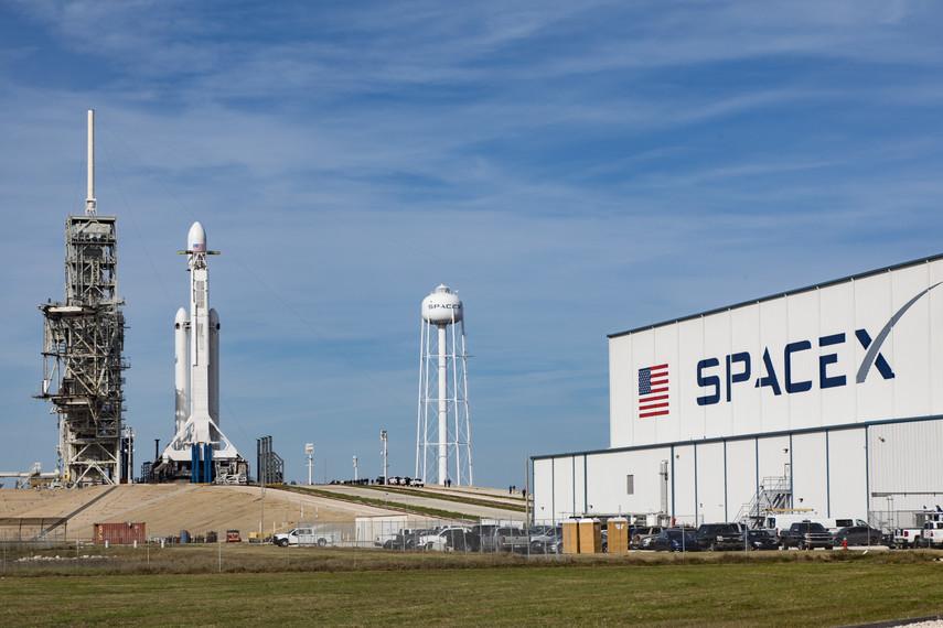 SpaceX построит новый центр управления полетами на мысе Канаверал