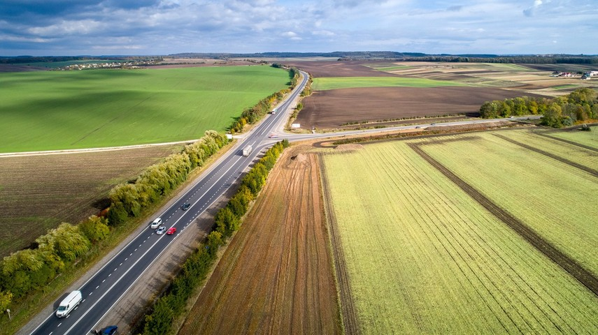 Французская компания заинтересовалась строительством концессионных дорог в Украине