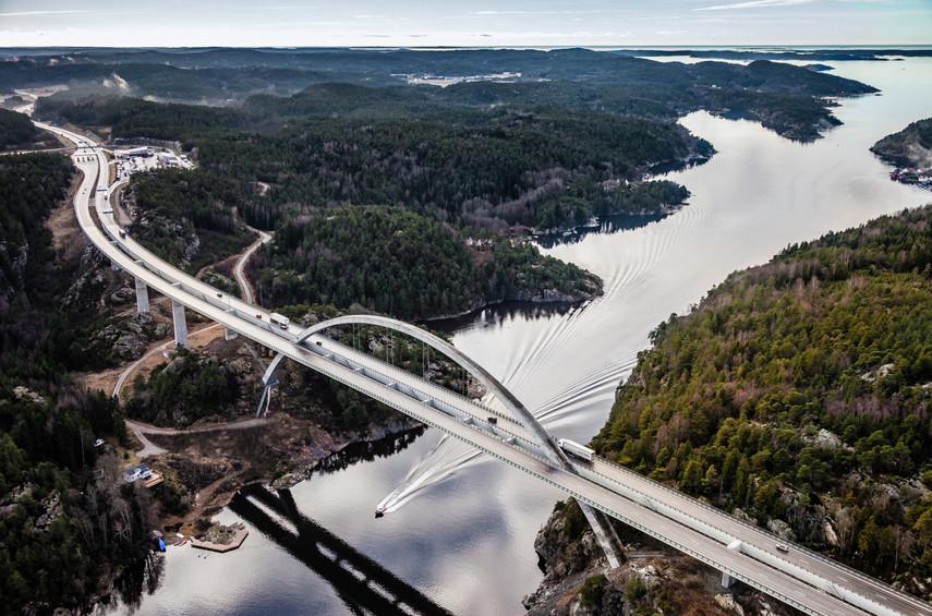 Швеция инвестирует в транспортную инфраструктуру более $80 млрд