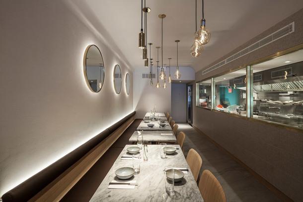 Ресторан-лапшичная в Нью-Йорке (Фото)