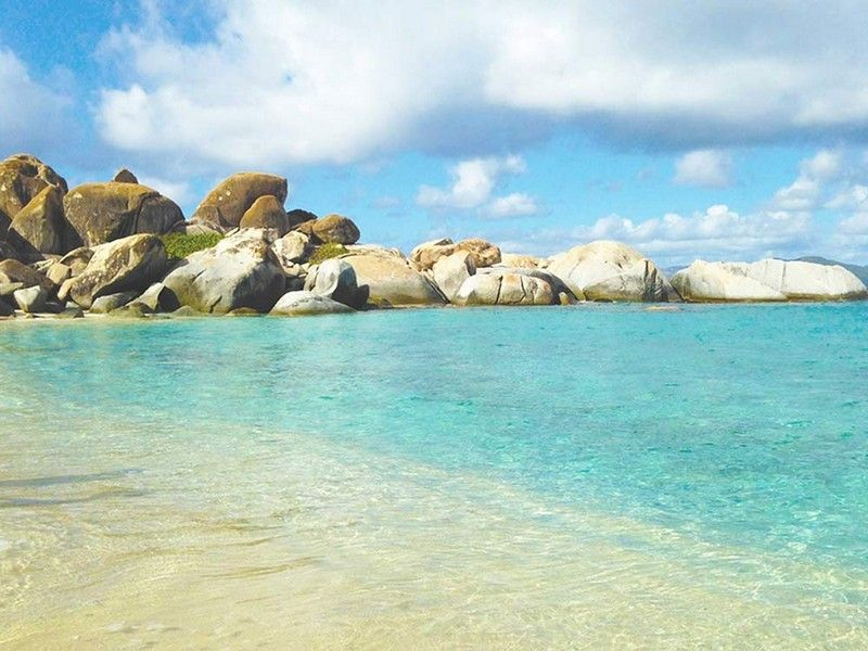 Пляжи с самой чистой водой (Фото)