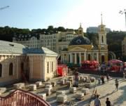 Киевсовет выделит деньги на проект укрепления конструкций на Почтовой площади