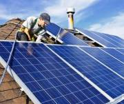 В Украине за первое полугодие ввели в эксплуатацию рекордное количество солнечных электростанций