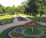 Завершили вторую очередь реконструкции парка «Наталка»