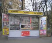 На тротуарах запретили размещение киосков и рекламных конструкций