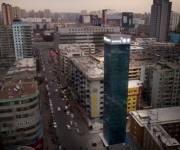 Самый высокий в мире паркинг построили в Китае