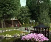В киевском зоопарке завершается первая очередь реконструкции