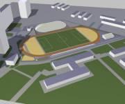 Стадион «Русановець» после реконструкции может стать тренировочной базой для олимпийцев